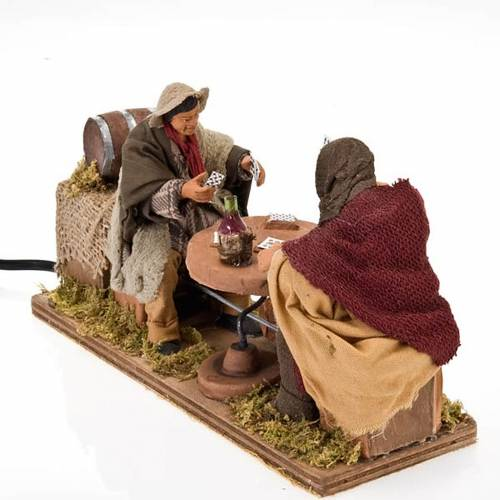 Animated nativity scene, players 12 cm s2