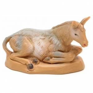 Animales para el pesebre: Asno pesebre 6,5 cm Fontanini