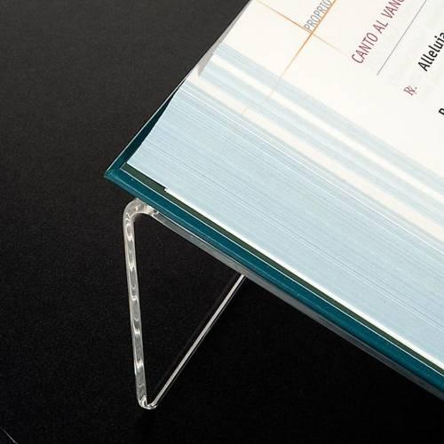 Atril plexiglás 5 mm s3