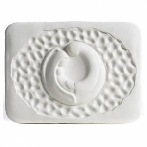 Bajorrrelieve porcelana Sagrada Familia Francesco Pinton s1