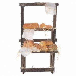 Banc de boulanger en cire 13,5x8x5,5 cm s4