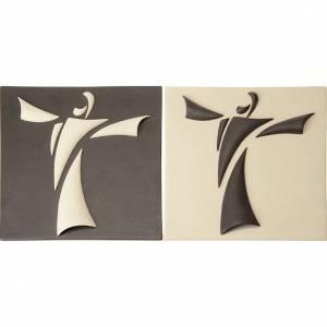Bassorilievi vari: Bassorilievo resurrezione stilizzato