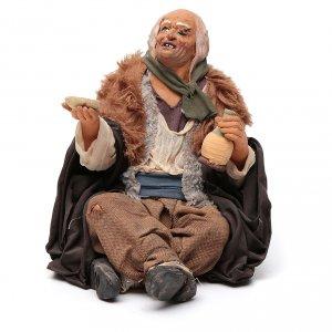 Beggar, Neapolitan Nativity 30cm s4