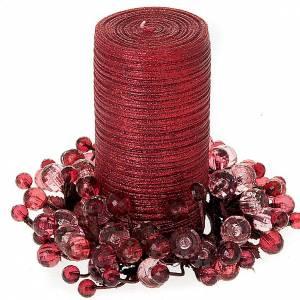 Berries and glitter garland s5