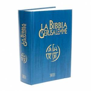 Biblias: Biblia de Jerusalén estudio LENGUA ITALIANA