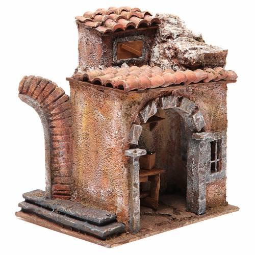 Blacksmith shop for nativity 10cm s3