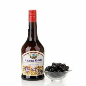 Liqueurs, Grappa and Digestifs: Blueberry Grappa