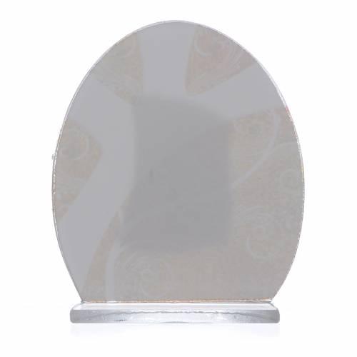 Bomboniera Prima Comunione bimba 8,5 cm s2