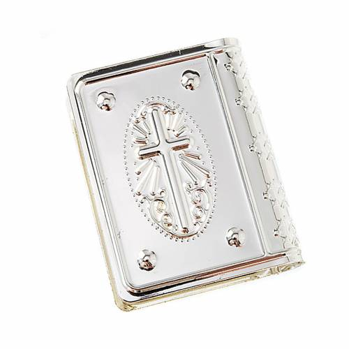 Book rosary case-4mm beads s5