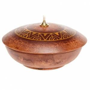 Bowl ceramic lamp s9