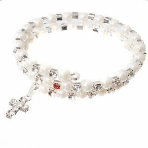 Bracelet à ressort, cristal, paillettes s4