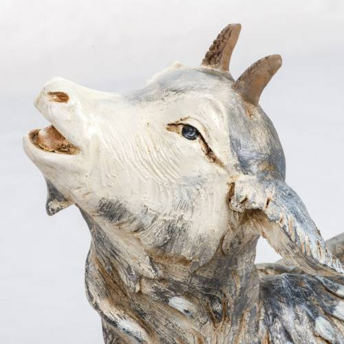 Cabra para pesebre 125 cm. resina Fontanini s3