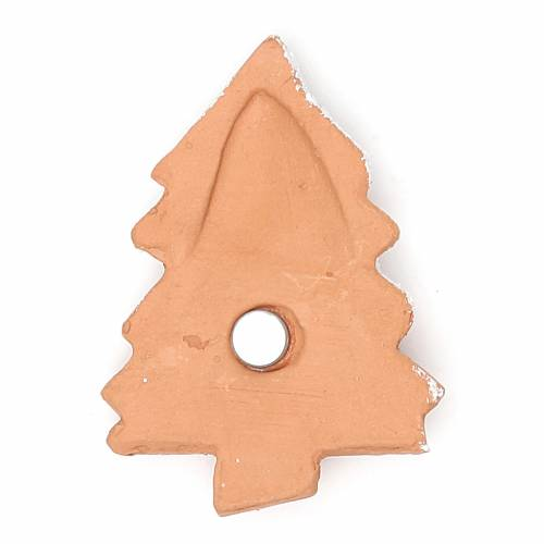 Calamita terracotta Albero Natale s2