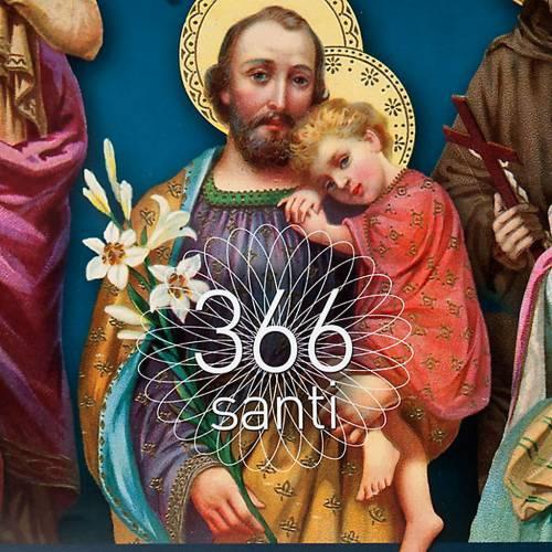 Un Anno di Santi Calendario 2012 s2