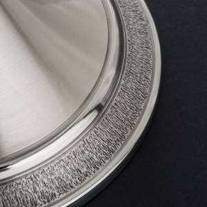 Calice e patena offertoriale ottone argento Miracoli s11