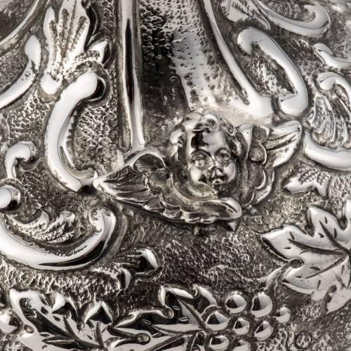 Calice e pisside argento 800 mod. Vergine s10
