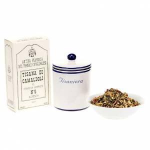 Teas and Brews: Camaldoli Fennel herbal tea