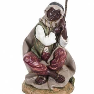Statue per presepi: Cammelliere 45 cm presepe Fontanini