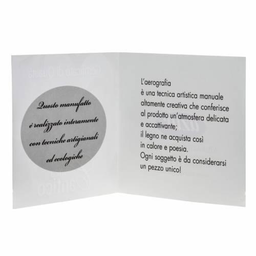 Carillon cuore angelo stella bianco Azur Loppiano s5