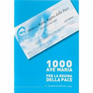 Proyecto Eleonora y Padre Silvano: CD y cuaderno Mil Ave Maria ITALIANO
