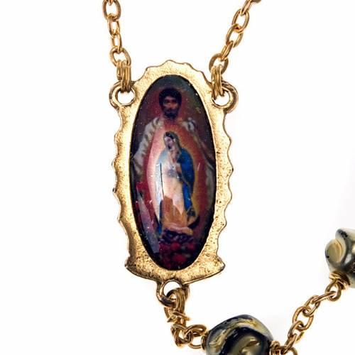 Chapelet Ghirelli, Vierge de Guadeloupe s2