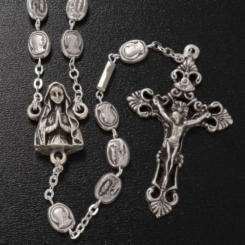 Chapelet Ghirelli Vierge Marie et grotte de Lourdes s2