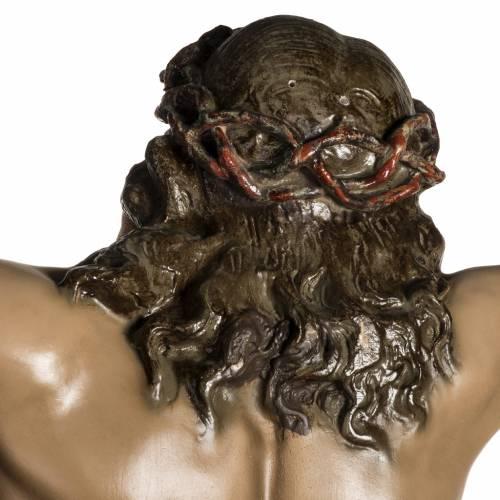 Christ en agonie pâte à bois mesures variées s10