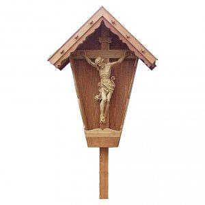 crucifix en bois vente en ligne sur holyart. Black Bedroom Furniture Sets. Home Design Ideas