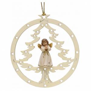 Christmas decor praying angel s1