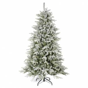 Artificial Christmas trees: Christmas tree Feel Real 210 cm, flocked Snowy S.