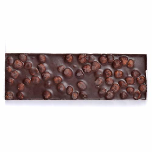 Cioccolato fondente extra nocciole150 gr Camaldoli s3