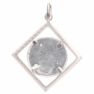 Ciondolo argento 800 Angelo Raffaello 1,7x1,7 cm s2