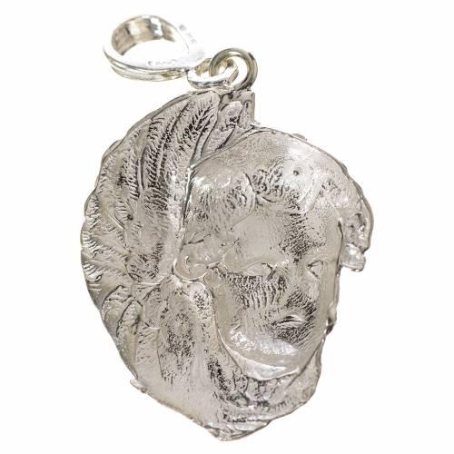 Colgante de Cupido de plata 800 s2