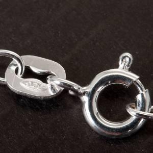 Collier argent 925 avec croix et strass s4