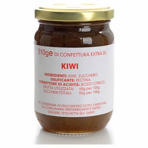 Confettura kiwi 310 gr Monastero Carmelitane s1