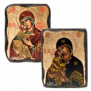 Íconos Pintados Grecia: Ícono Virgen Vladimir