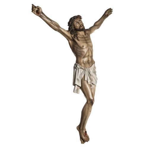 Corpo di Cristo agonia pasta di legno varie misure s2