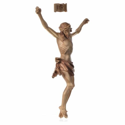 Corpo di Cristo mod. Corpus legno Valgardena multipatinato s2