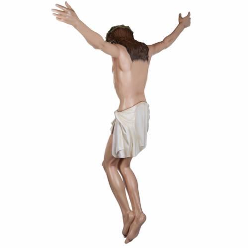 Corpo di Cristo vetroresina 160 cm s10