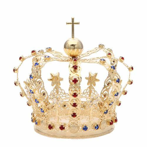 Couronne impériale pour statue religieuse s1