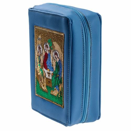 Couverture Bible de Jérusalem bleu ciel Trinité s3