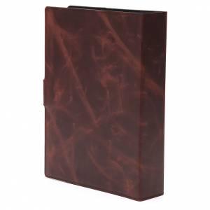 Couverture lectionnaire bilaminé cuir s3