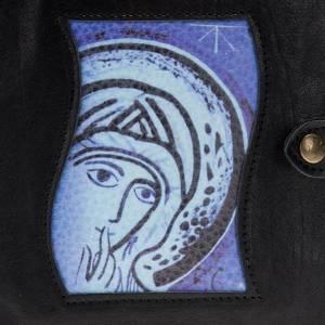 Couverture Néocatéchuménale Vierge du silence noire s2
