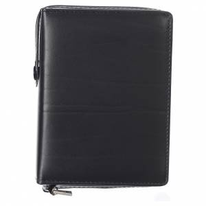Missal and Benedictional covers: Cover for missal, black leather