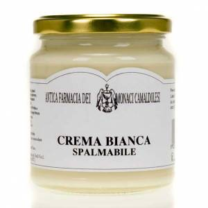 Chocolate trapense: Crema de chocolate blanco 300 gr. Camaldulense