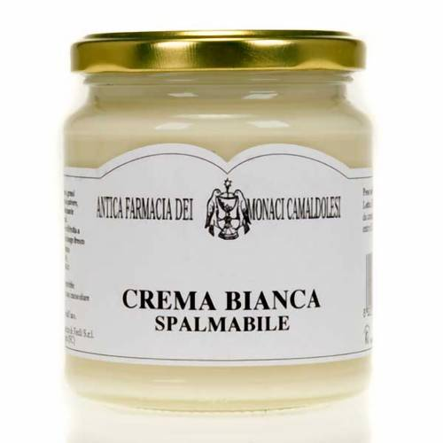 Crema bianca spalmabile 300 gr Camaldoli s2