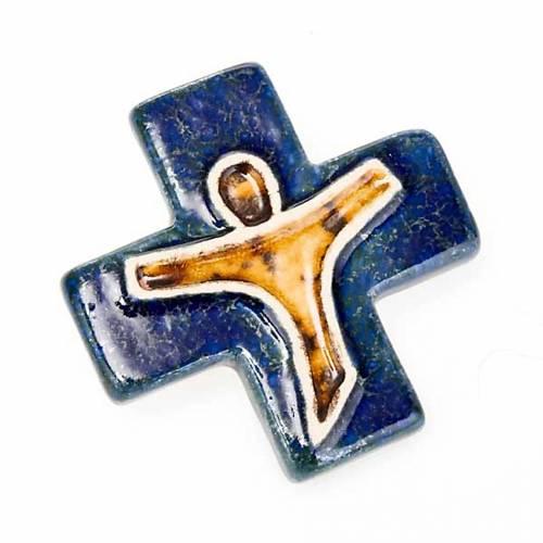 Croce crocefisso stilizzato s3