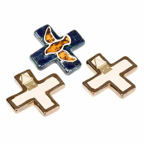 Croix colombe de la paix s8