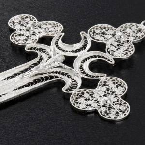 Cross pendant, 800 silver, 12,7g s8