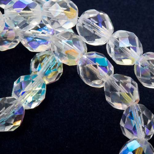 Crystal bracelet with image s7